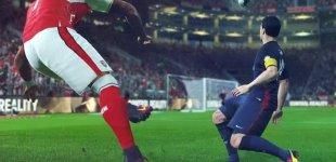 Pro Evolution Soccer 2017. Тизер - трейлер с E3 2016