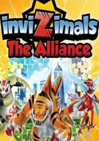 Обложка Invizimals: The Alliance