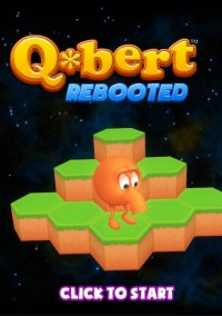 Обложка Q*bert: Rebooted