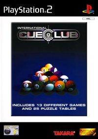 Обложка International Cue Club