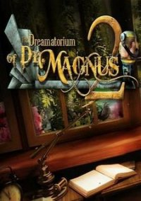 Обложка The Dreamatorium of Dr. Magnus 2