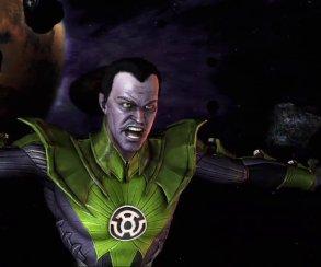В сети появилось видео с игровым процессом Injustice: Gods Among Us