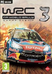 Обложка WRC 3 - FIA World Rally Championship 3