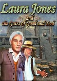Обложка Laura Jones and the Gates of Good and Evil
