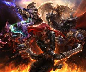 League of Legends появится на Игромире 2013