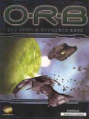 Обложка O.R.B. Off-World Resource Base