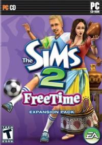 Обложка The Sims 2: Free Time