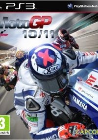 Обложка MotoGP 10/11