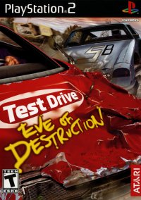 Обложка Test Drive: Eve of Destruction