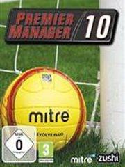 Premier Manager 10 – фото обложки игры