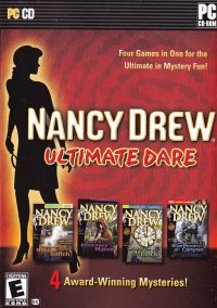 Обложка Nancy Drew Ultimate Dare