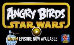 Angry Birds: Star Wars. Добро пожаловать в Angry Birds Star Wars- геймплейный трейлер