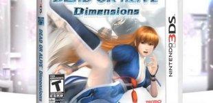 Dead or Alive: Dimensions. Видео #4