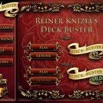 Скриншот Reiner Knizia's Card Buster – Изображение 1