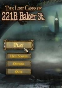 Обложка The Lost Cases of 221B Baker St.