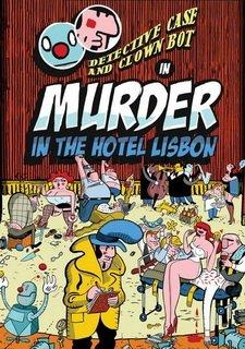 Murder in the Hotel Lisbon