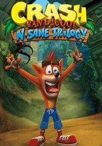 Обложка Crash Bandicoot N. Sane Trilogy