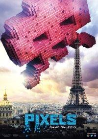 Обложка Pixel Space Horror