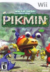 Обложка New Play Control!: Pikmin