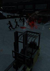 Обложка Warehouse and Logistics Simulator: Hell's Warehouse