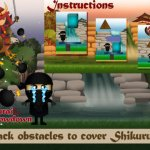 Скриншот Samurai Showdown PRO - Ninja Dojo Under Siege Physics Game – Изображение 1