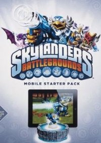 Обложка Skylanders: Battlegrounds