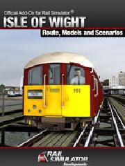 Обложка Rail Simulator: The Isle of Wight