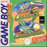 Обложка Arcade Classics 3: Galaga/Galaxian