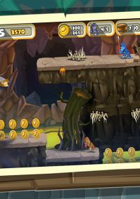 Banana Island: Bobo's Epic Tale – фото обложки игры