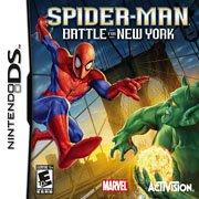 Обложка Spider-Man: Battle for New-York