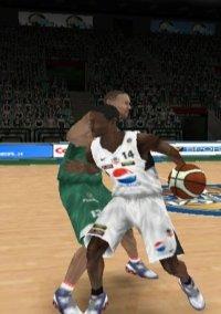 Planet Basket 2009 2010 – фото обложки игры