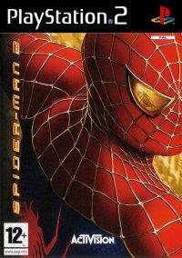 Обложка Spider-Man 2