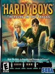 Обложка The Hardy Boys: Treasure on the Track