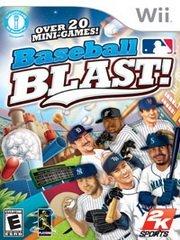 Обложка Baseball Blast!