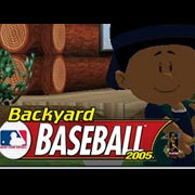 Обложка Backyard Baseball 2005