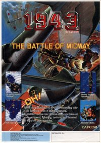 Обложка 1943: The Battle of Midway