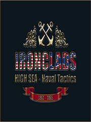 Обложка Ironclads: High Sea