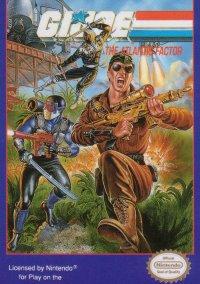 Обложка G.I. Joe: The Atlantis Factor