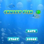 Скриншот Chubby Fish - An Underwater Flying Bird Fish Adventure Game – Изображение 2