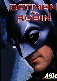 Обложка Batman & Robin