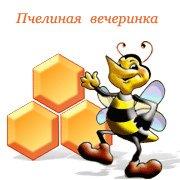 Обложка Пчелиная вечеринка