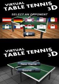 Virtual Table Tennis – фото обложки игры