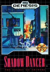 Обложка Shadow Dancer: The Secret of Shinobi