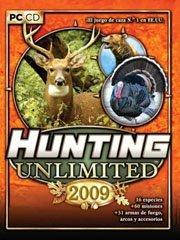 Обложка Hunting Unlimited 2009