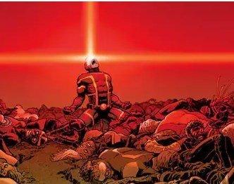 Вфинале комикса Death ofX#4 показали смерть мутанта Циклопа