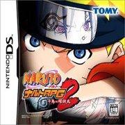 Обложка Naruto RPG 2: Chidori vs. Rasengan