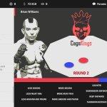 Скриншот Ultimate Fight Manager 2016 – Изображение 2