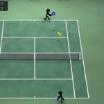 Скриншот Stickman Tennis 2015 – Изображение 4