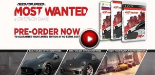 Need for Speed: Most Wanted (2012). Видео #3
