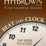 Скриншот H.H. Brown Beat The Clock